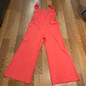 Women's Strappy jumpsuit
